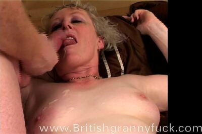 Granny Deanna Fucked By Lookalike